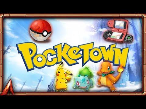 Pocketown - Amazing Pokemon mobile game!?