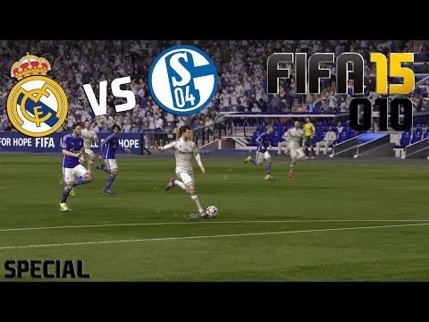 FIFA 15 SPECIAL CHAMPIONS LEAGUE | #010 | Real Madrid - FC Schalke 04 [Deutsch/HD]