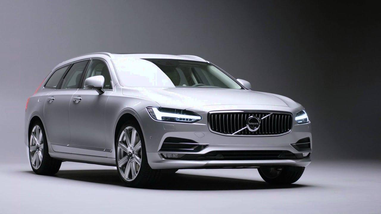 Volvo V90 2016 Youtube