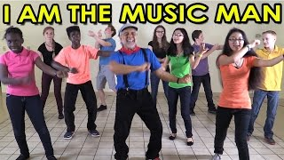Download I am the Music Man - Action Songs for Children - Brain Breaks - Kids Songs by The Learning Station