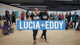 Semba Demo w/Lucia, Eddy, & Feddy @ Kizomba Luxembourg 2018