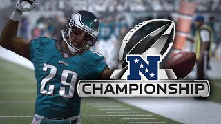 "Madden 16 Career Mode - ""NFC CHAMPIONSHIP GAME!!"" (Ep. 15)"