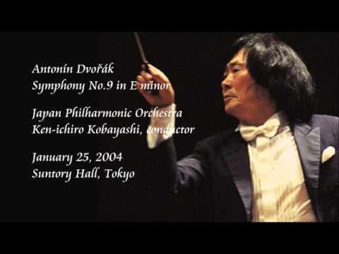 Dvořák: Symphony No.9 in E minor - Kobayashi / Japan Philharmonic Orchestra