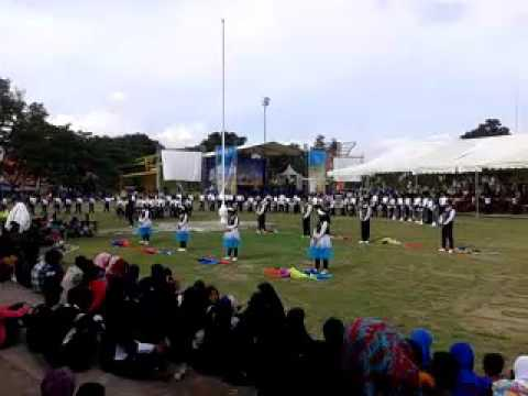 Marching band amaliyah sunggal