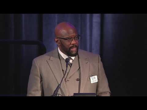 Dr. Charles Morgan at Celebration of Hope 2016