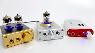 Is it worth getting a budget headphone tube amp