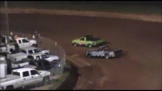 Toccoa Raceway Truck Feature