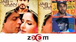 Shahrukh, Anushka & Katrina at Jab Tak Hai Jaan event, Tabu & Irrfan promote Life of Pi, & more news
