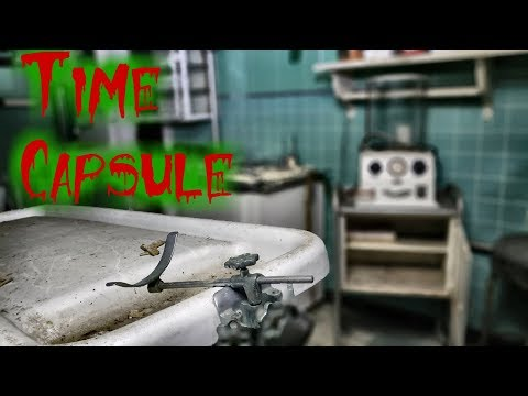 Vintage Abandoned Funeral Home - EVERYTHING Left Behind!
