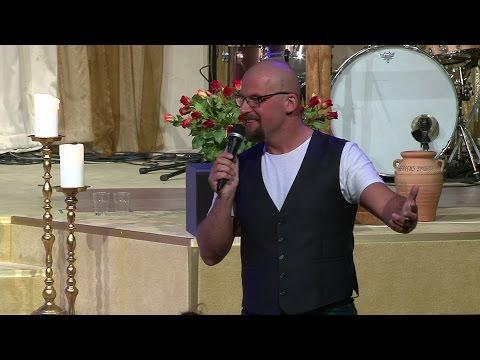 Kvällsmöte med Johannes Amritzer 12 april 2017