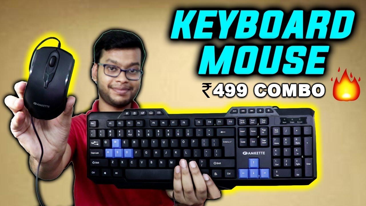 keyboard mouse combo 499 best keyboard mouse combo under 500 laptop keyboard youtube. Black Bedroom Furniture Sets. Home Design Ideas
