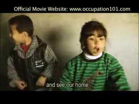 This is real life for our childrens in palestine.