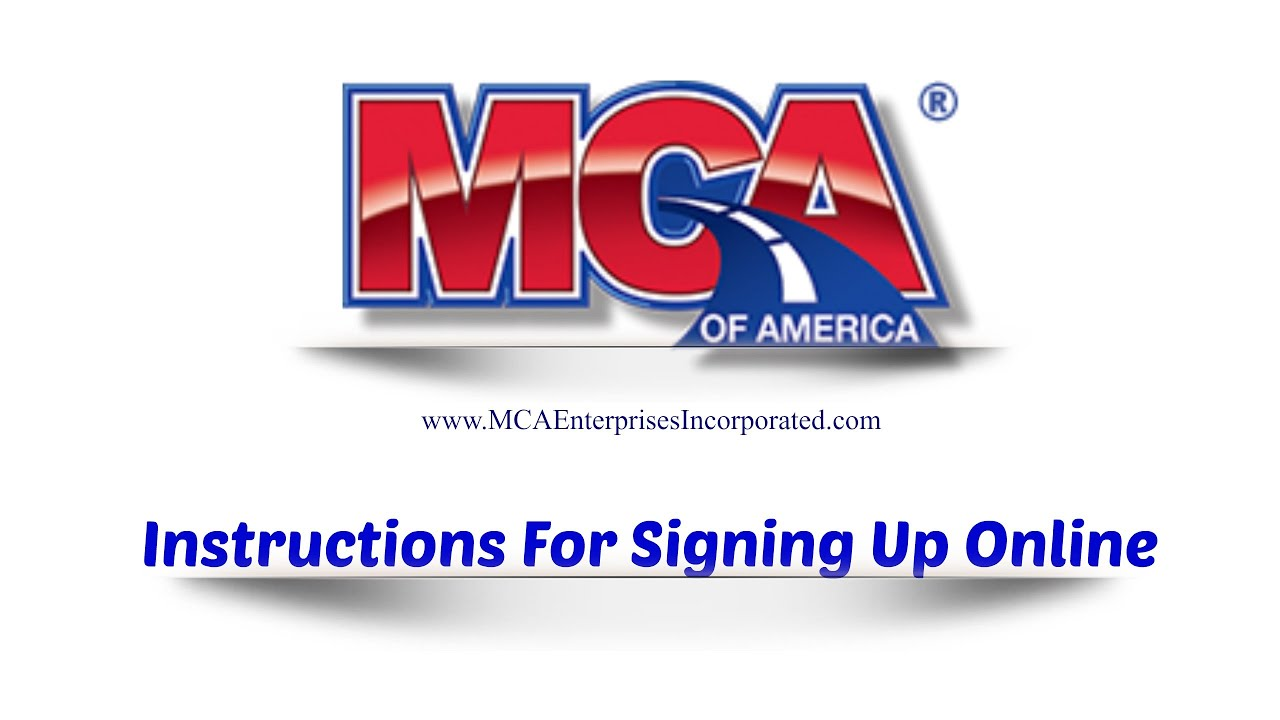 Motor Club Of America Sign Up Tutorial 2015 How To Sign