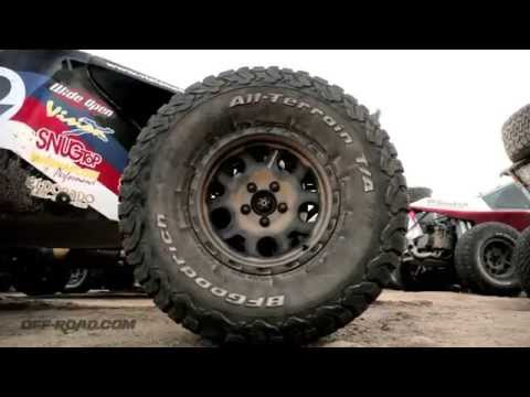BFGoodrich All-Terrain T/A KO2 Tire First Drive