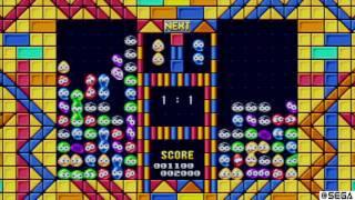 Sonic Mania Puyo Puyo mini games