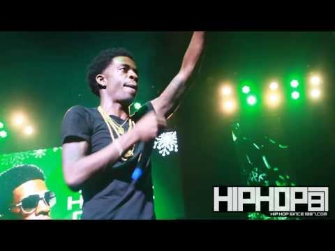 "Rich Homie Quan Performs ""I Know"" & ""They Don't Know"" Live at Street Execs 2013 Xmas Concert"