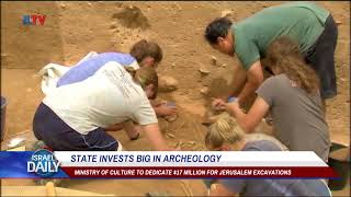 State Invests Big in Archaeology - May 10, 2018 thumbnail