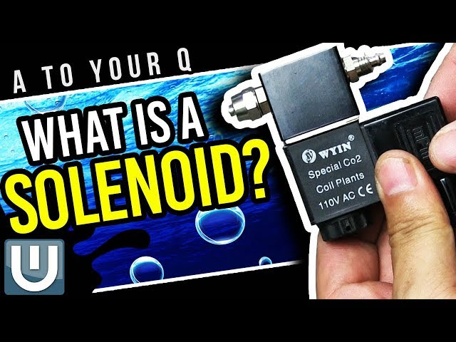 What is a Solenoid? | A To Your Q