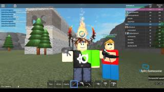 I met EthanGamerTV on ROBLOX (Cringefest and Annoying Noises)