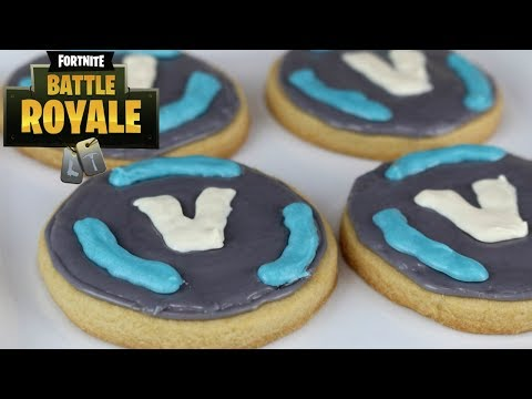 Fortnite VBucks Cookies | by FunFoods
