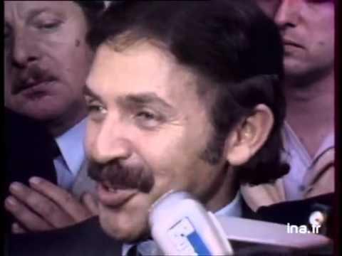 Bouteflika à l'Elysée