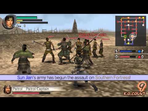 PPSSPP Emulator 0.9.8 | Dynasty Warriors Vol. 2 [1080p HD] | Sony PSP