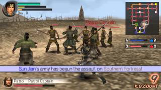 PPSSPP Emulator 0.9.8 | Dynasty Warriors Vol. 2 [1080p HD] | Sony PSP