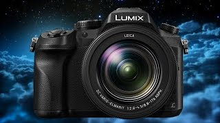Panasonic FZ2500 TOP END PRO Video in a SURPRISE UltraZoom Camera! WAY TO GO PANASONIC!!!