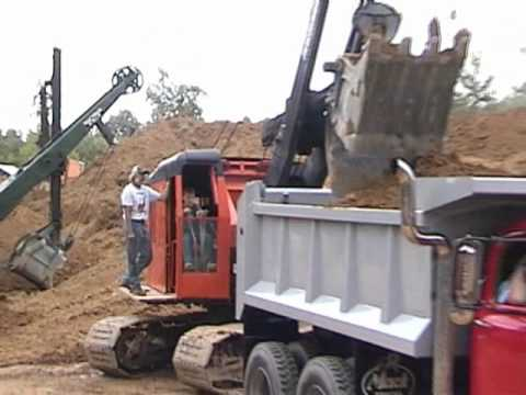 Video B61 Mack Being Loaded By Young Boy At Hcea