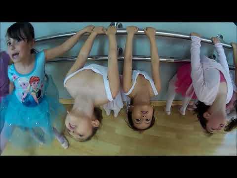 Iniciación a la Danza - Iris Alarcón - Stylos Dance Academy