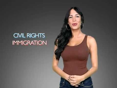 Mayra Veronica wants you to Vote