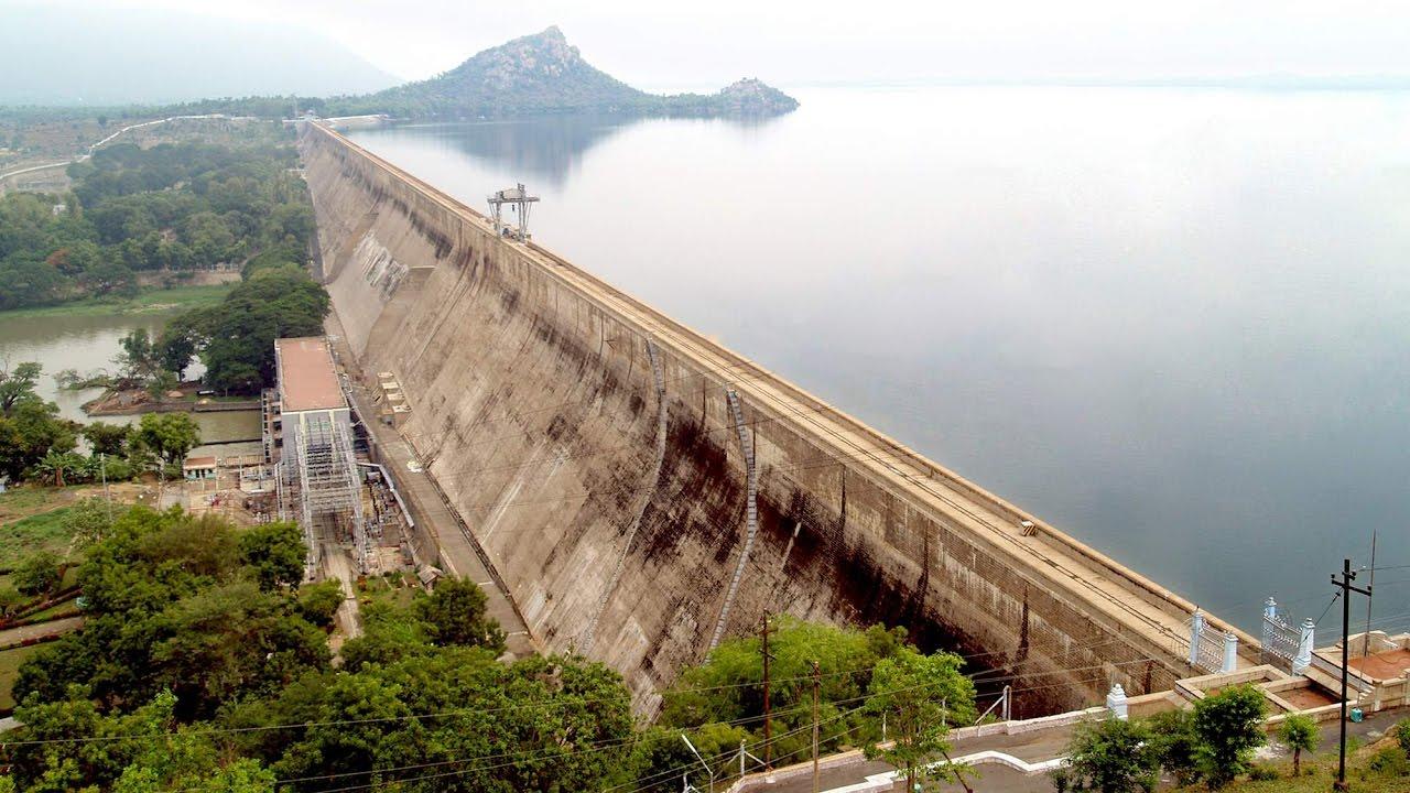Mettur Dam Water Level Today | Mettur Diary