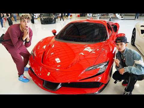We Bought The New Ferrari Sf90 Stradale?
