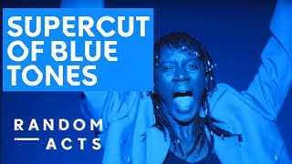 Feeling blue? Watch this relaxing, satisfying compilation of blue-toned short films