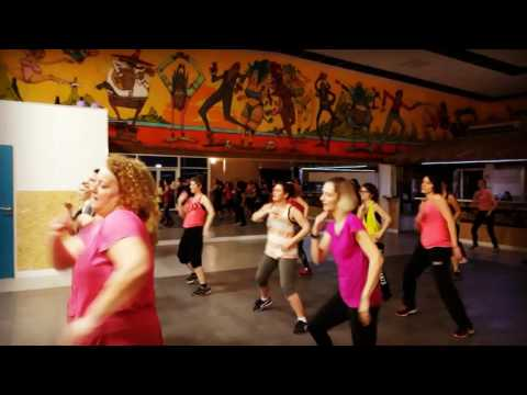 Shape of you – Mélanie AMANT / Phil'ing Good – New zumba/Fit Dance 2017