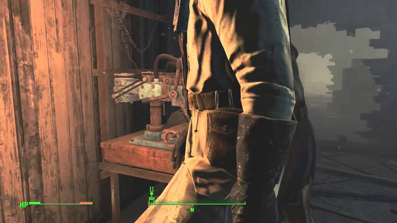 Pickmans Gift Quest Fallout 4 - YouTube