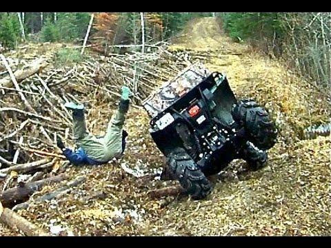 "Beaver's Revenge - The ""Dam"" Grizzly Threw Me!"
