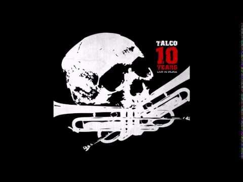 Talco - 10 years (Live in Iruña) [Full album]