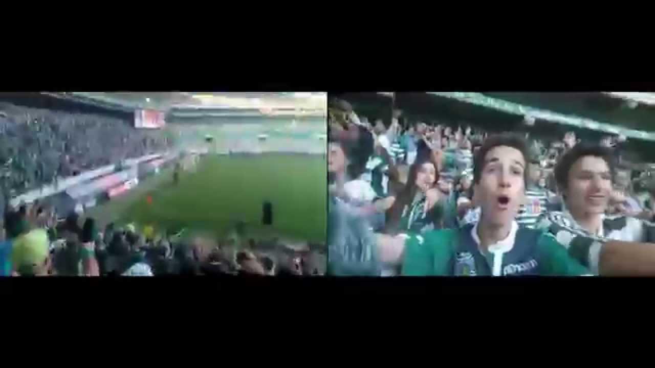 Final da Taça de Portugal 2015 - Do desespero inicial..... | Doovi