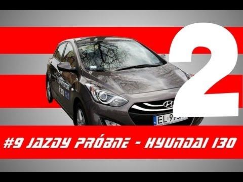 9 Jazdy prbne Test Hyundai i30