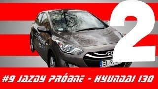 #9 Jazdy próbne - Test Hyundai i30