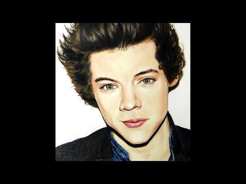 Harry Styles Eye Drawing Harry Styles Drawing
