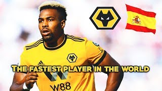 Adama Traore - The Fastest Player In The World || 2018/2019