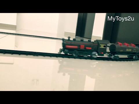 MyToys2u: Train Balik Kampung
