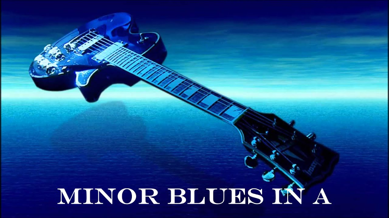 blues-in-a-minor-backing-track-gilad-perry