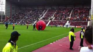 Zorbing Hearts vs Dundee United