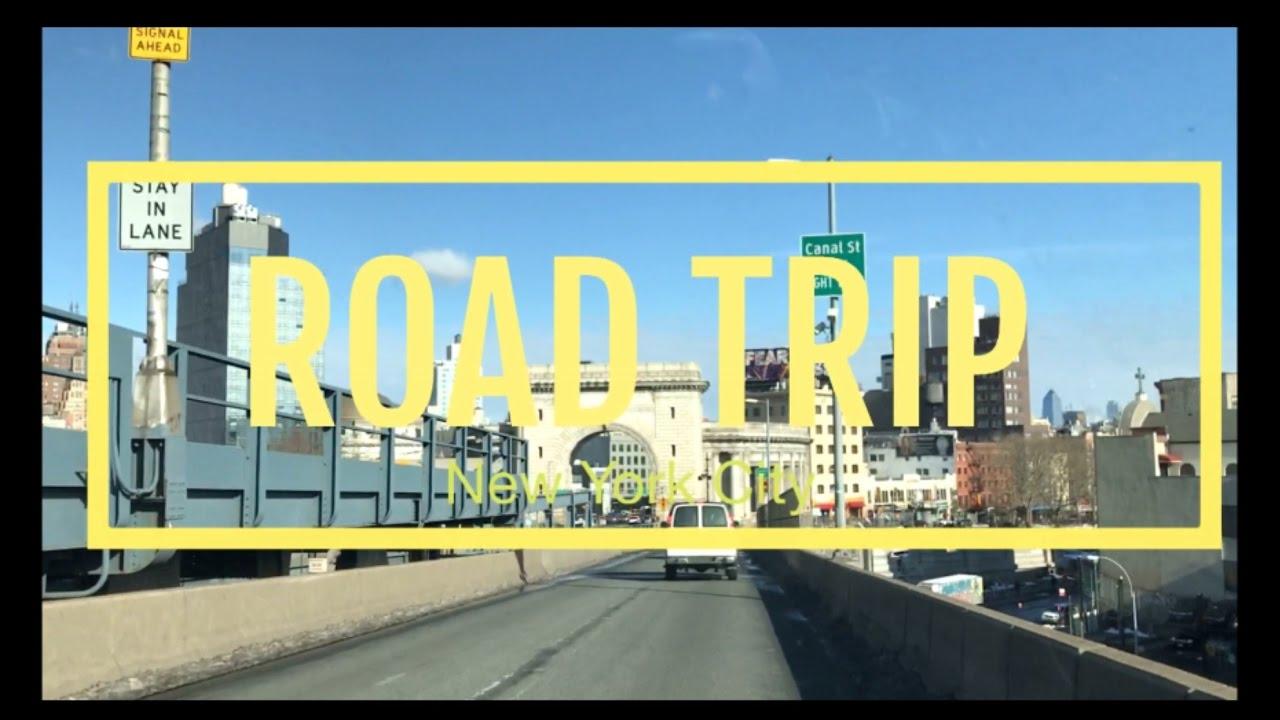 New York Road Trip - YouTube