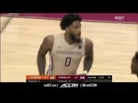 Clemson vs Florida State College Basketball Condensed Game 2018