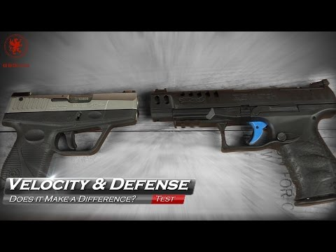 Pistol Barrel Length: Does it Make a Difference for Defense?