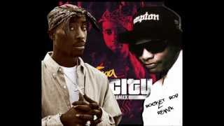 2pac & Eazy E ft Tyga - Rack City (Remix)
